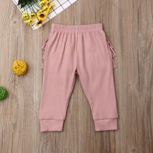 Charger l'image dans la galerie, Pants with Ruffles - 3 colors