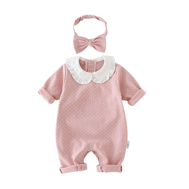 Baby Set Pink 2 pieces