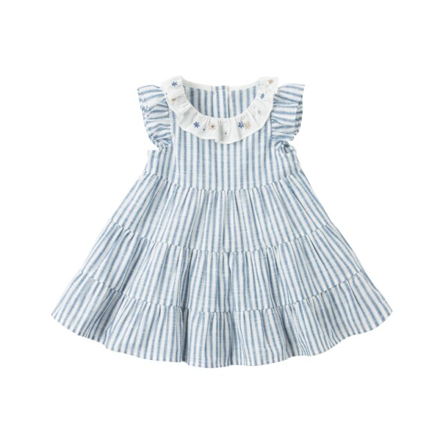 Summer Dress Striped