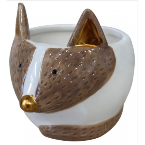 Planter Fancy Fox