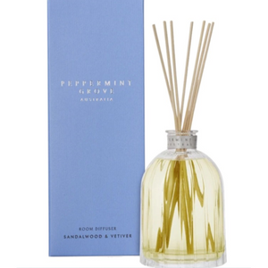 PGA Diffuser 350 ml Sandalwood & Vetiver