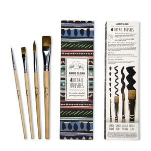 Annie Sloan Detail Brush Set
