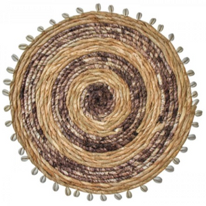 Placemat Shell Natural
