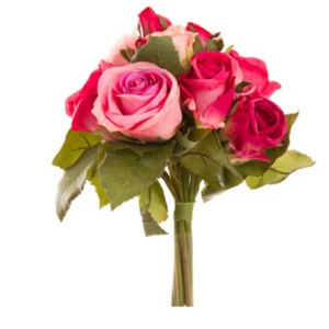 Rose Bouquet Tone Pink