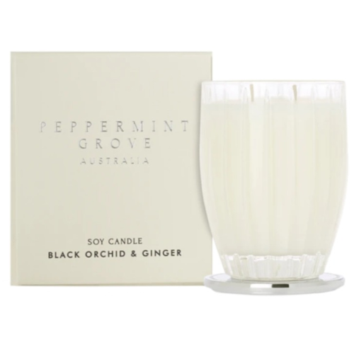 Black Orchid and Ginger 60gm Candle