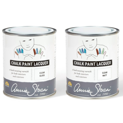 Chalk Paint Lacquer Clear 750 ml