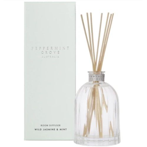 Wild Jasmine and Mint 350ml Diffuser