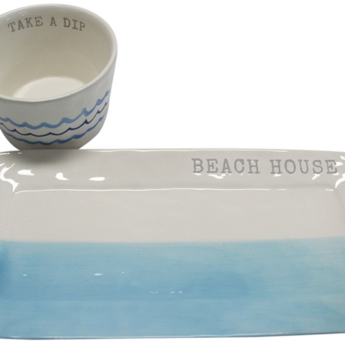 Bowl/Plate Set Take A Dip