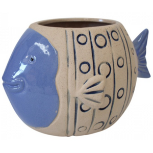 Planter Moby Fish