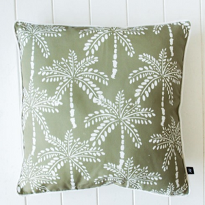 Outdoor Cushion Sage Palms