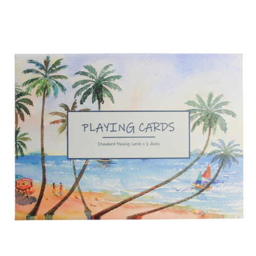 Playing Cards Vacation