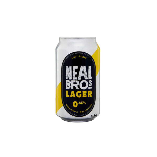0.45% De-Alcoholised Beer - Lager