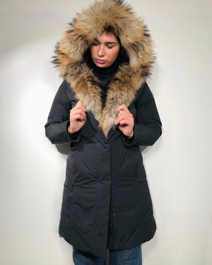 LUXURY BOULDER COAT