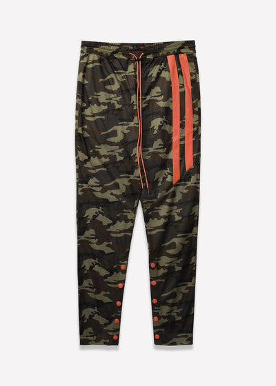 Blank State Men's Snap Track Pants in Camo