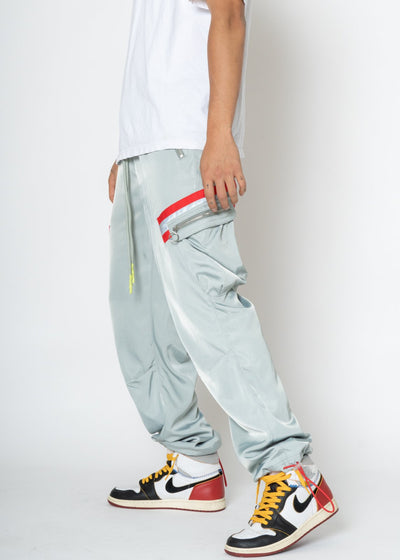 Utility Cargo Pants w/ Reflective Tape