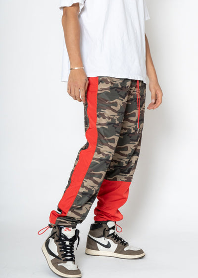 Blank State Men's 3 Stopper Swishy Pants in Camo