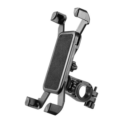 Cellphone Holder Bike Handlebar Clip Stand GPS Mount Bracket