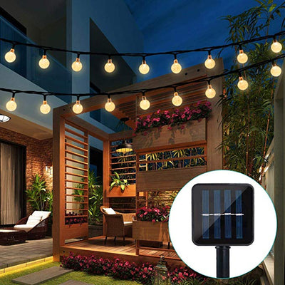Solar Lamp Power LED String Fairy Lights