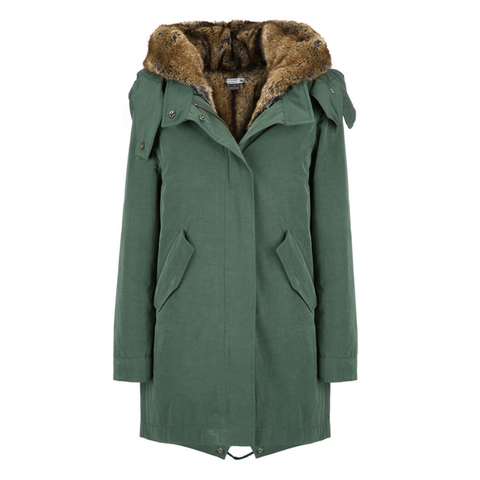 Spiewak Mercer Fishtail Parka
