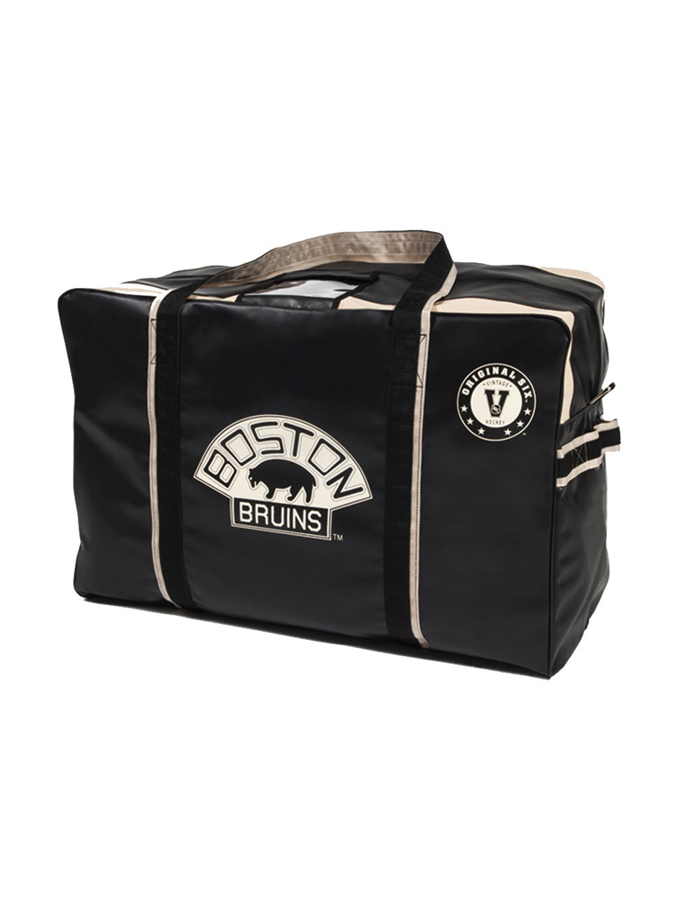 NHL Boston Bruins Original 6 Vintage Hockey Carry Bag