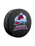 NHL Colorado Avalanche Classic Souvenir Collector Hockey Puck