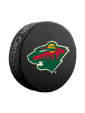 NHL Minnesota Wild Classic Souvenir Collector Hockey Puck