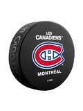 NHL Montreal Canadiens Classic Souvenir Collector Hockey Puck