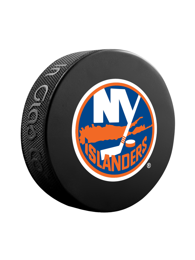 NHL New York Islanders Classic Souvenir Collector Hockey Puck