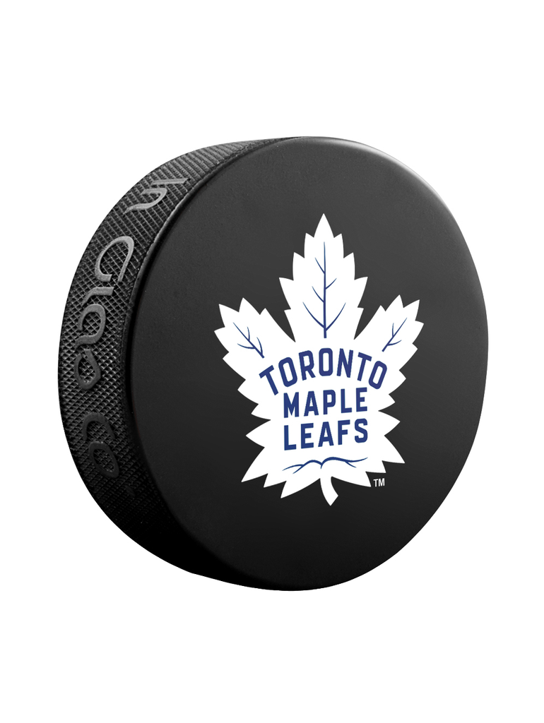 NHL Toronto Maple Leafs Classic Souvenir Collector Hockey Puck
