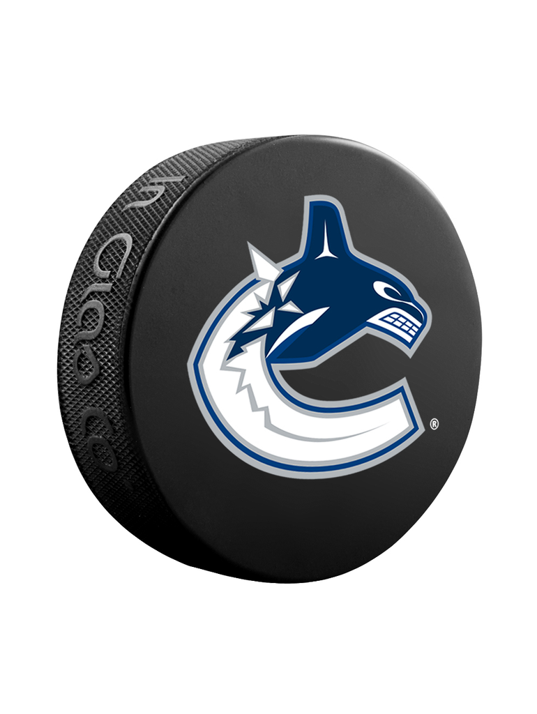NHL Vancouver Canucks Classic Souvenir Collector Hockey Puck