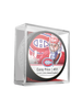 NHLPA Carey Price #31 Montreal Canadiens Souvenir Hockey Puck In Cube