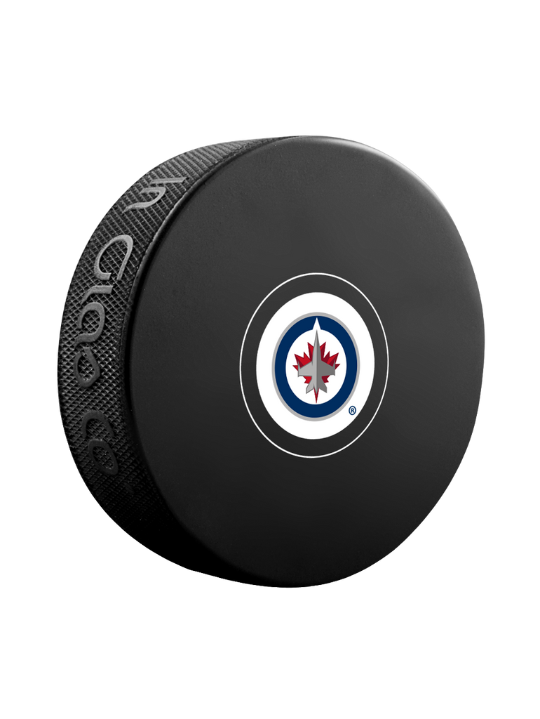 NHL Winnipeg Jets Official Autograph Souvenir Hockey Puck