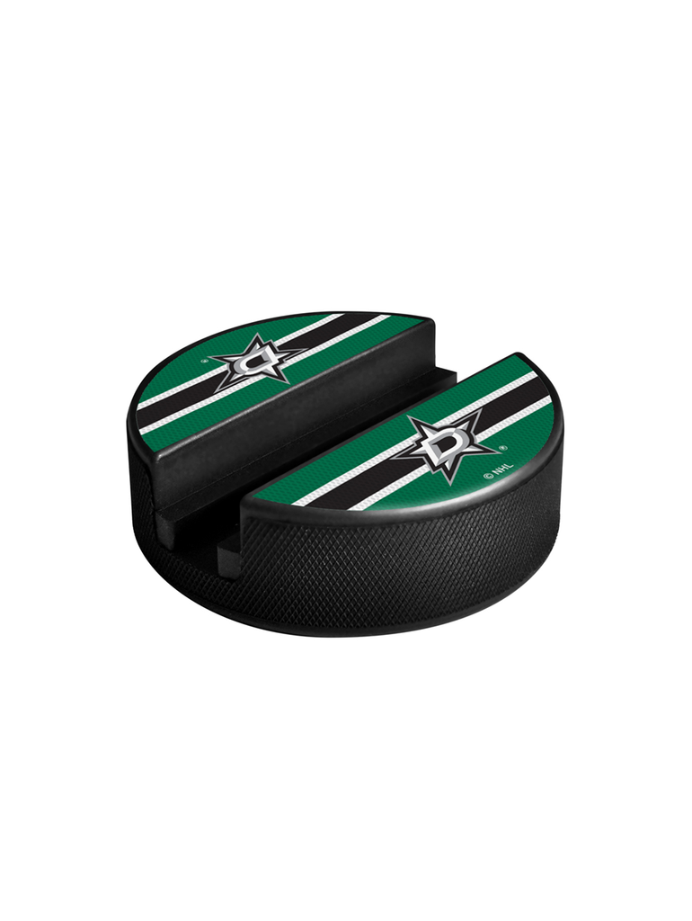 <transcy>Support pour appareil multimédia NHL Dallas Stars Hockey Puck</transcy>