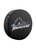 <transcy>Rondelle de hockey souvenir classique AHL Cleveland Monsters</transcy>