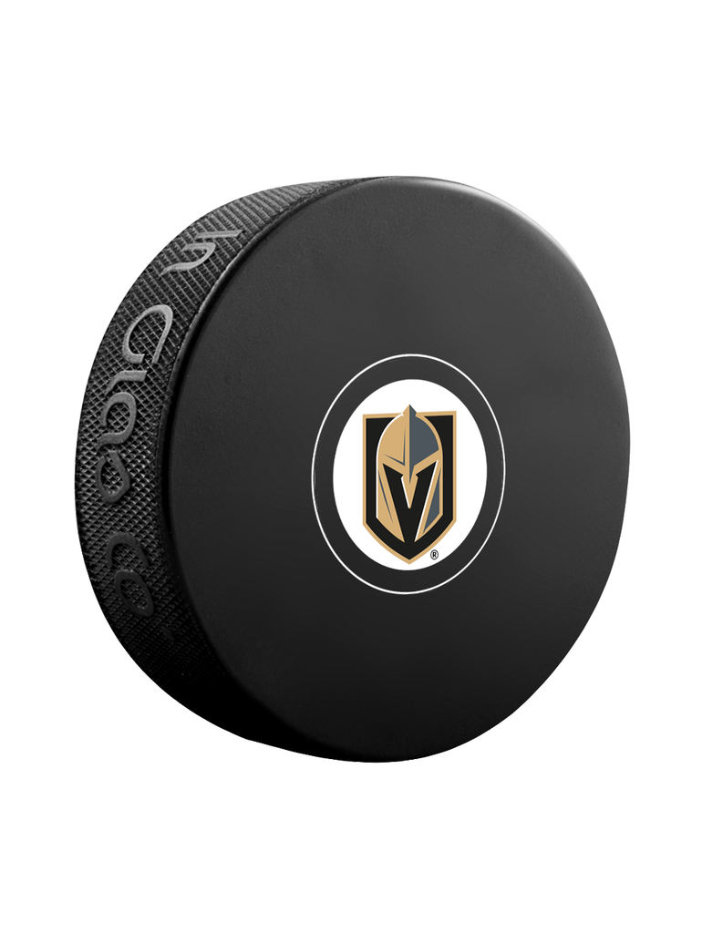 NHL Vegas Golden Knights Official Autograph Souvenir Hockey Puck