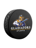 ECHL Atlanta Gladiators Classic Souvenir Hockey Puck