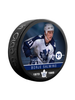 NHLAA Alumni Borje Salming Toronto Maple Leafs Souvenir Collector Hockey Puck