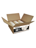 Box Of 30 White 6oz Goalie Training Hockey Pucks