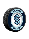 <transcy>Rondelle de hockey NHL Seattle Kraken Retro Souvenir Collector</transcy>