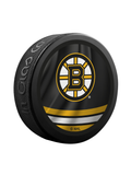 NHL Boston Bruins Reverse Retro Jersey Souvenir Collector Hockey Puck