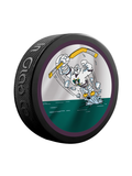 NHL Anaheim Ducks Reverse Retro Jersey Souvenir Collector Hockey Puck