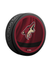 NHL Arizona Coyotes Reverse Retro Jersey Souvenir Collector Hockey Puck