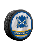 NHL Buffalo Sabres Reverse Retro Jersey Souvenir Collector Hockey Puck