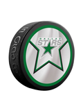 NHL Dallas Stars Reverse Retro Jersey Souvenir Collector Hockey Puck