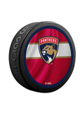 NHL Florida Panthers Reverse Retro Jersey Souvenir Collector Hockey Puck