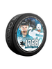 NHLPA Patrick Marleau #12 San Jose Sharks 1768 Games Played Most In The NHL Souvenir Hockey Puck In Cube