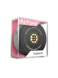 NHL Boston Bruins 2021 Official Game Hockey Puck In Cube - New Fan Pink