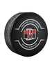 AHL Belleville Senators Official Game Hockey Puck In Cube