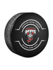 AHL Binghamton Devils Official Game Hockey Puck In Cube
