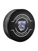 AHL Bridgeport Sound Tigers Official Game Hockey Puck In Cube